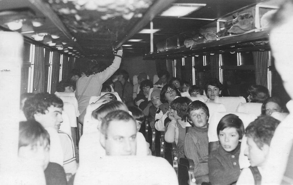 1973 voyage a la neige