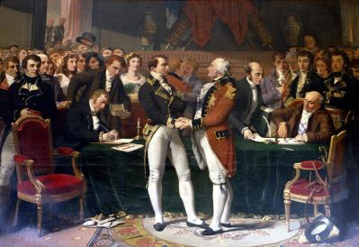 La paix d amiens de jules claude ziegler 1853